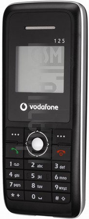 VODAFONE 125 image on imei.info