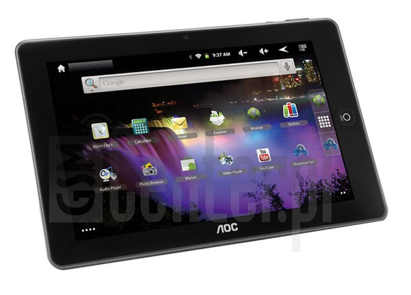 "AOC MW0821 Breeze Tab 8"" image on imei.info"
