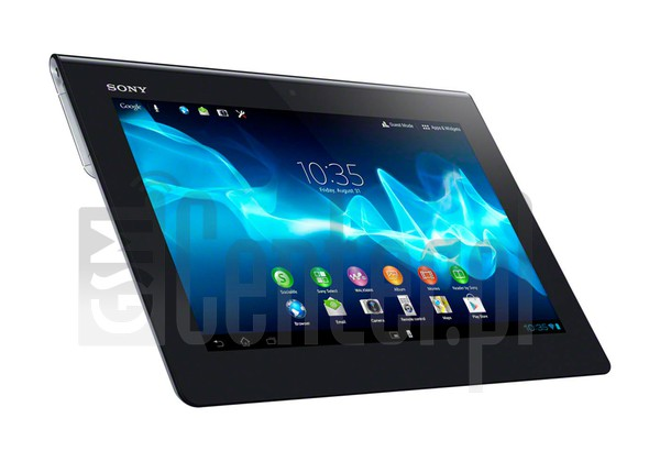 SONY Xperia Tablet S image on imei.info