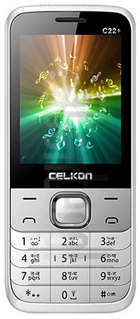 CELKON C22 Plus image on imei.info