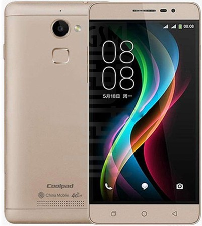 CoolPAD T2-W01 Y90 image on imei.info