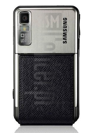 SAMSUNG D988 image on imei.info