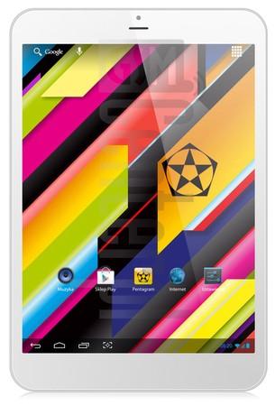 PENTAGRAM Quadra Mini Pro 3G image on imei.info