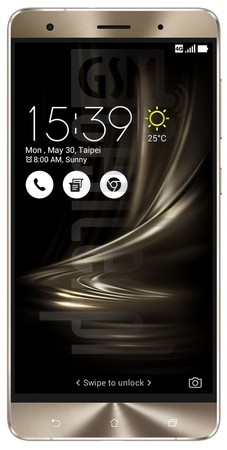 ASUS Zenfone 3 Deluxe S821 image on imei.info