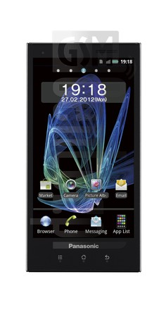 PANASONIC Eluga image on imei.info