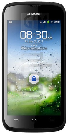 HUAWEI Ascend P1 LTE image on imei.info