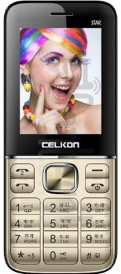 CELKON Charm Star image on imei.info