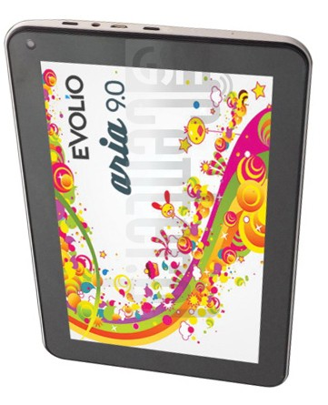 EVOLIO Aria 9.0 image on imei.info