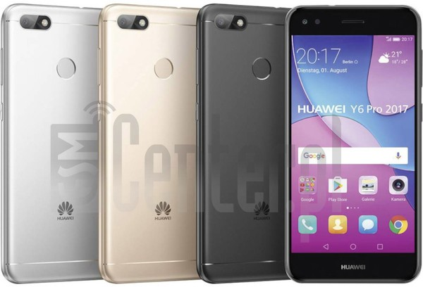 IMEI Check HUAWEI Y6 Pro 2017 on imei.info