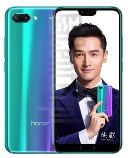 IMEI Check HUAWEI Honor 10 on imei.info