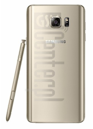 SAMSUNG N920F Galaxy Note5 image on imei.info