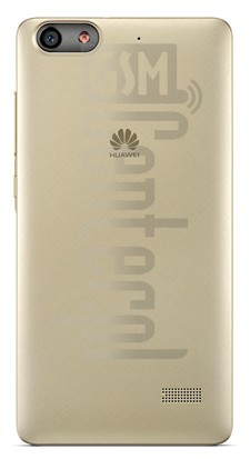 HUAWEI G Play mini image on imei.info