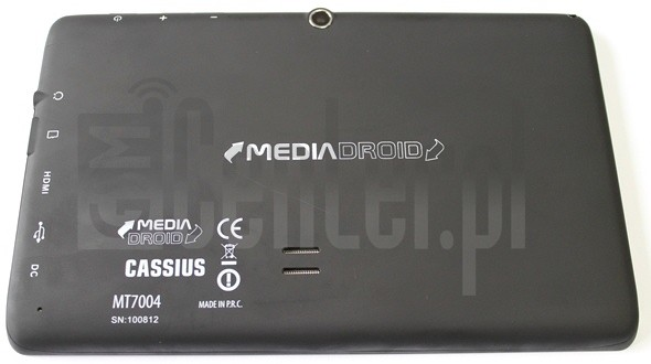 MEDIA-TECH MT7004MCX Media-Droid CASSIUS MCX image on imei.info