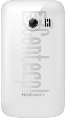 KARBONN A1 PLUS  image on imei.info