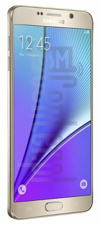 SAMSUNG N920L Galaxy Note5 TD-LTE image on imei.info