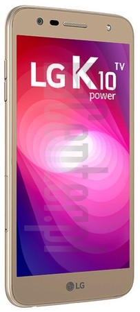 LG K10 Power image on imei.info