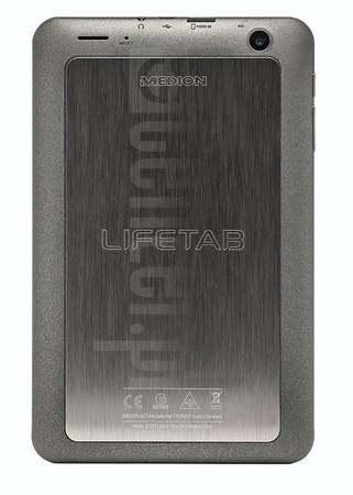 MEDION LIFETAB E7315 image on imei.info