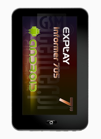 EXPLAY 705 Informer image on imei.info