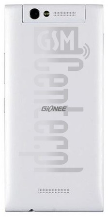 GIONEE Elife E7 Mini image on imei.info