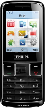 PHILIPS X128 Xenium  image on imei.info