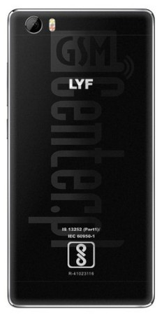 LYF F1S image on imei.info
