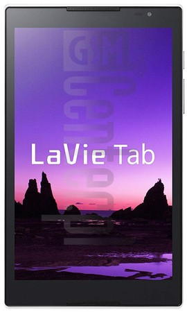 IMEI Check NEC LaVie Tab S TS708/T1W on imei.info