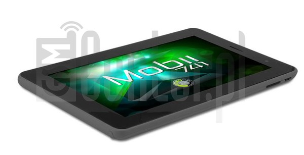 POINT OF VIEW Mobii 741 - 3G image on imei.info