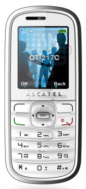 ALCATEL OT-216C image on imei.info