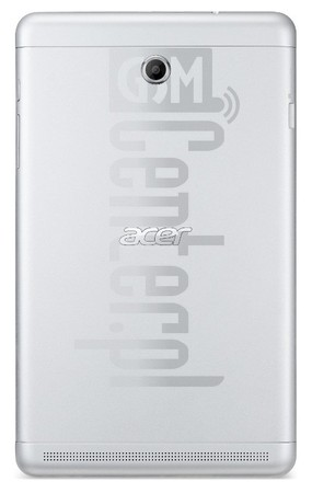 IMEI Check ACER A1-840 Iconia Tab 8 on imei.info