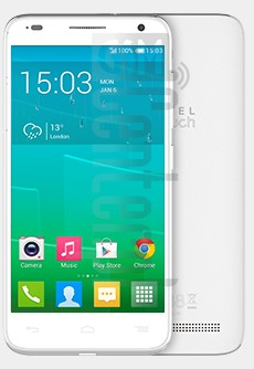 ALCATEL OT-6036X Idol 2 mini S image on imei.info