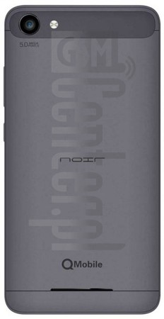 QMOBILE Noir i6 Metal One image on imei.info