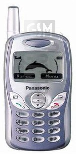 PANASONIC A102 image on imei.info