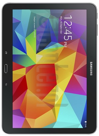 "SAMSUNG T535 Galaxy Tab 4 10.1"" LTE image on imei.info"