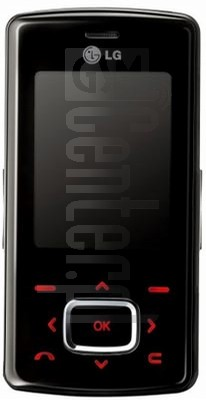 LG KG800 image on imei.info