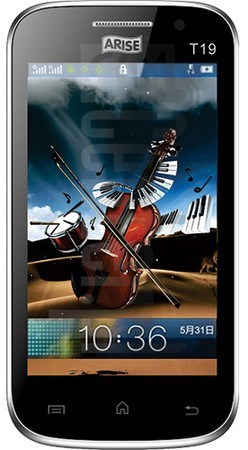 ARISE STAR T19 image on imei.info