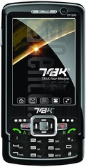 TRAK CP-500 image on imei.info