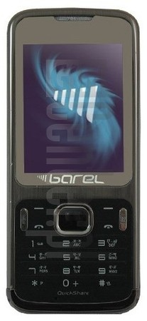 BAREL B740 image on imei.info