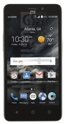 ZTE Sonata 3 Z832 Specification - IMEI info