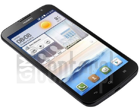 IMEI Check HUAWEI Ascend G730-U10 on imei.info