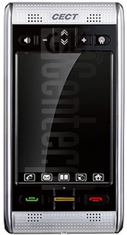 CECT T300 image on imei.info