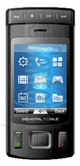 GENERAL MOBILE DST450 image on imei.info