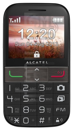 ALCATEL 2001A image on imei.info