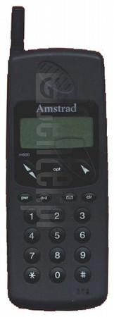 AMSTRAD M600 image on imei.info