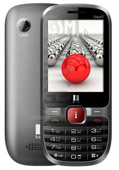 iBALL Vogue 2 image on imei.info