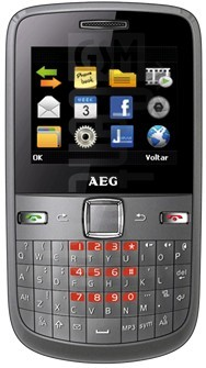 AEG X200 image on imei.info