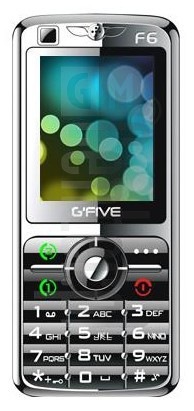 GFIVE F6 image on imei.info
