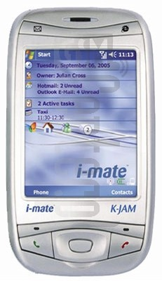 IMEI Check I-MATE K-JAM (HTC Wizard) on imei.info
