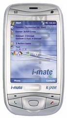 I-MATE K-JAM (HTC Wizard) image on imei.info