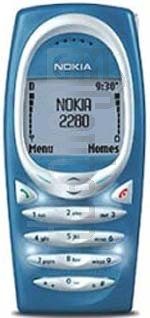 NOKIA 2280 image on imei.info