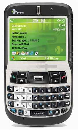 HTC S620 (HTC Excalibur) image on imei.info